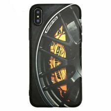 Etui Coque Iphone X/XS Mercedes Etrier de freins AMG ++