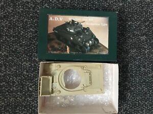 ADV 1/35 sherman resin hull M4