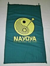 Nayoya Back & Neck Pain Relief Acupressure Mat
