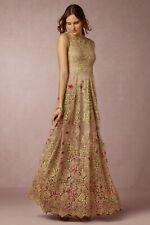 Anthropologie BHLDN Fable Gown Patricia Bonaldi $2400 dress embroidery PATBO 0 2