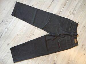 Illmatic Designz jeans Baggy Silber Glanz Hose Shiny 34 Fubu Ecko Karl Kani