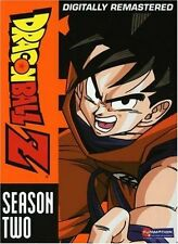 Dragon Ball Z Dragonball Z Season 2 Two (DVD, 6-Disc, Uncut) NEW! FAST SHIPPING!