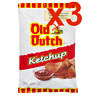 3 Large Bags 255g of Canadian Old Dutch Ketchup Potato Chips FRESH direct to you