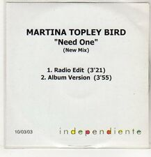 (EP447) Martina Topley Bird, Need One - DJ CD