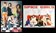 Rare SPICE GIRLS 1997 Original Classic Pop Music 2-POSTER COMBO Set