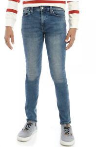 NWT New Ralph Lauren Polo Boys Eldridge Skinny Jeans Back 2 School Size 7 $45
