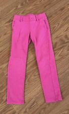 Khols Girls elastic waist stretch pink pants size 6