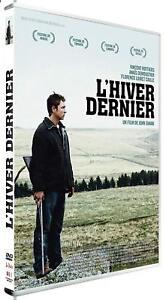 L'hiver dernier - DVD ~ Vincent Rottiers - NEUF - VERSION FRANÇAISE