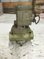 Normally Closed NPT 110 VAC Spring Return Ross Controls 2771B2001Z 27 Series 2//2 Single Solenoid Controlled Valve 1//4 in-Out