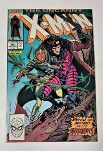 The Uncanny X-MEN #266 Marvel Comics 1990 1st Appearance of Gambit key Issue