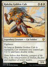 2x Raksha Golden Cub | NM/M | Commander 2017 | Magic MTG