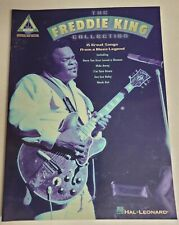 FREDDIE KING COLLECTION GUITAR TAB TABLATURE SONGBOOK SHEET MUSIC BOOK