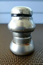 "Stronglight Delta 1"" Threaded Needle Bearing Alloy Headset Vintage Silver"