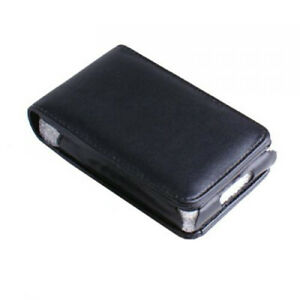 Black Leather Case for iPod Classic 5th Generation 30GB 60GB 80GB