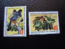 camerún - sello yvert y tellier nº 534 535 nsg (cam1) stamp Camerún