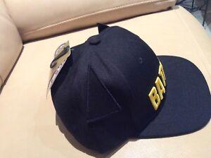 BATMAN CAP ORIGINAL DC COMICS BRAND NEW QUALITY PRODUCT