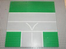 Plaque de base aeroport LEGO baseplate ref 608px1 / Set  6392 Airport & 5180