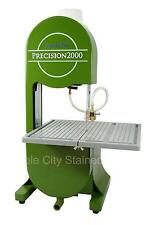 Stained Glass Precision 2000 Band saw Diamond Tech Saw NEW + extra wood blade