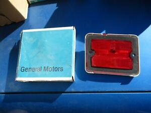 1973 - 1977 Chevy Chevelle Laguna Malibu Marker Light Left Rear 5964761 OEM NOS