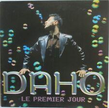 """ÉTIENNE DAHO - CD SINGLE PROMO 1 TITRE """"LE PREMIER JOUR"""""""