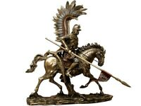 Hussar Polish Cavalry Officer Knight Figure Soldier Veronese  Art 12 1/4""