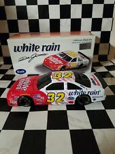 1997 Action 1/24 Dale Jarrett #32 White Rain Ford Thunderbird BWB