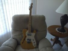 Fender 72 Reissue Thinline Telecaster Natural