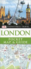 DK Eyewitness London Pocket Map & Guide *IN STOCK IN MELBOURNE - NEW*