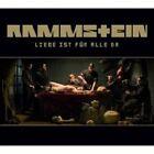 RAMMSTEIN - LIEBE IST FÜR ALLE DA CD 11 TRACKS POP/ROCK/NEUE DEUTSCHE HÄRTE NEUF