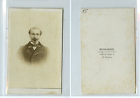 A. Berthon, Monsieur Delphin CDV vintage albumen carte de visite,  Tirage albu