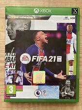 Xbox One FIFA 21 Microsoft Xbox One Serie X Spiel-getestet