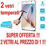"""2 vetri PROTEZIONE SCHERMO VETRINO TEMPERATO APPLE iPhone 6G 6S 6 G S 9H 4,7"""""""