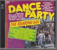 Dance Party-The roaring 60's Equals, Marmelade, Swinging Blue Jeans, He.. [2 CD]