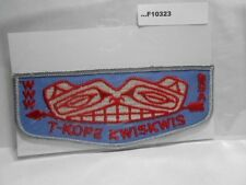 T-KOPE KWISKWIS TWILL FLAP F10323