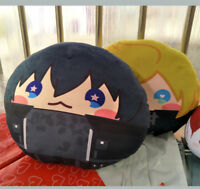 Final Fantasy FF15 FFXV Noctis Prompto Cosplay Plush Toy Pillow Cushion Doll