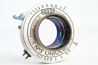 Ilex Paragon Anastigmat E F 7 1/2 Inch f/4.5 Series S Lens In No 3 Universal V15