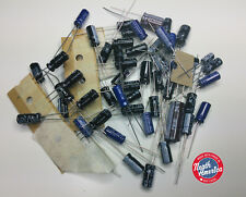 Electrolytic Radial capacitor kit for Kenwood TS-950S, TS-950SDX (AF Unit PCB)