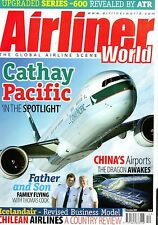 Airliner World 2009 December ATR,Cathay Pacific,Chile,Icelandair