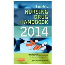 Saunders Nursing Drug Handbook 2014, 1e, Kizior BS  RPh, Robert J., Hodgson RN