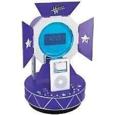 Disney Hannah Montana Clock Radio for iPod