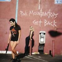 Pink Mountaintops - Get back - CD Album