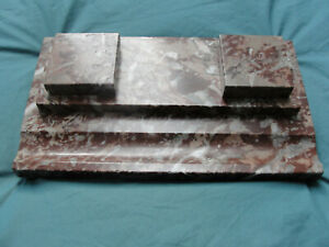 Marmor Schreibtischgarnitur