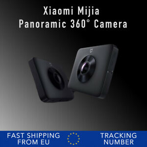 Xiaomi Mijia 360° Panoramic Camera 3.5K Video sphere portable cam IP67