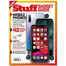 Stuff Gadget Guide Mobile Phones Bookazine