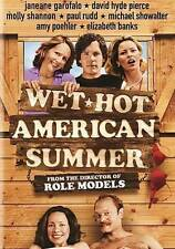 Wet Hot American Summer DVD 5/2