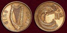 IRELAND Irlande 1 penny 1971