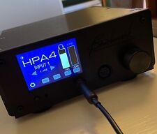 Benchmark HPA4 + Remote Amplifier Headphone Kopfhörer verstärken