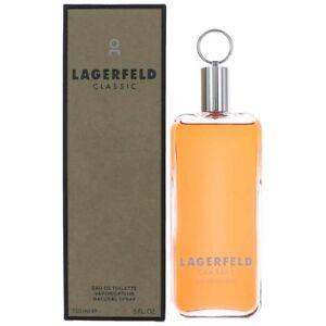 LAGERFELD CLASSIC MEN 150ML EDT SPRAY BY KARL LAGERFELD