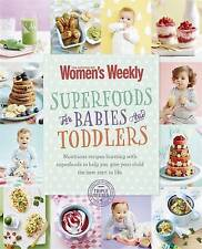 The Australian Women's Weekly - Superfoods for Babies and Toddlers Womens AWW NE
