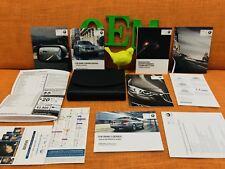 2014 BMW 528i 535i 550i OWNERS MANUAL W/ NAVIGATION INFO ((NEW WAS SEALED) +MRSP